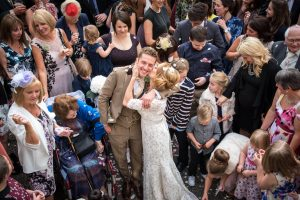 Bull Hotel Long Melford Wedding
