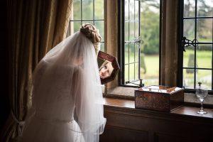 Bridal Prep at Hengrave Hall