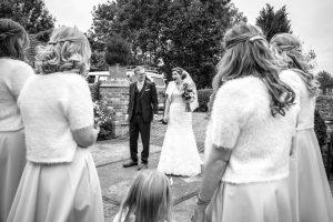 Bride at Moreves Barn