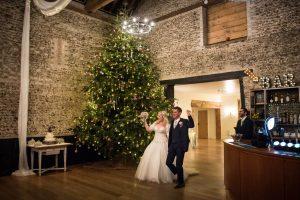 Christmas Wedding in Suffolk