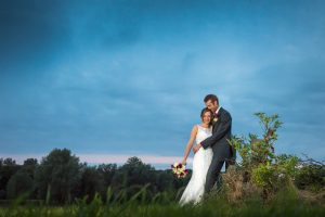 Garden Barn Wedding