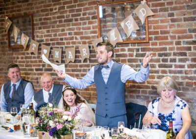 The Thatch Barn Wedding