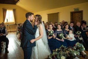 Lynette & Ryan's White Hart Wedding Day
