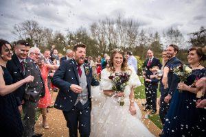 Lynette & Ryan's White Hart Wedding Day