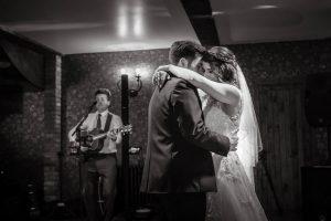 Romantic First Dance