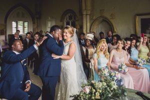 Butley Priory Wedding