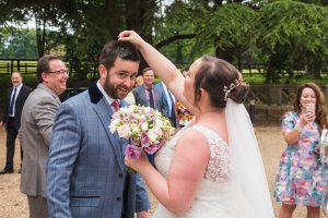 Lanwades Hall Wedding