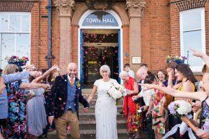 felixstowe town hall wedding